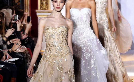 20 Vestidos Para Soñar de la Alta Costura de París Primavera Verano 2013 Wild Style Magazine 1